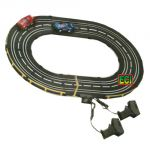 Eci - Parallel Dc Powered Track Road Racing Game Car Remote Race Indoor Toy