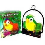 Talk Back, Speaking Talking & Repeating Parrot
