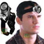 Eci - Ultra Bright Multy LED Head Lamp Light Waterproof Flashlight Headlamp