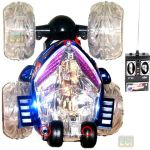 Cordless Remote Control Robotic Spin Toy Stunt Car
