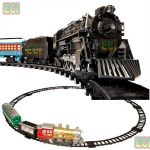 Westen Express Train Set Classic Toy With Tracks