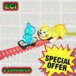 Tom & Jerry Chase Toy, Cat / Mouse Game