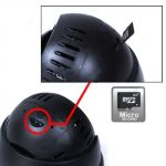 Zvision Dome 24 IR Night Vision Cctv Camera With Memory Card Slot Recording