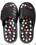 Accu Paduka Foot Massager Acupressure Massage Slippers