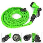 Water Pipe Working Lenght 15m Retractable Hose Garden Water Hose Spray Gun