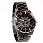 Rosra Full Black Wrist Watch For Men 131