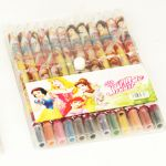 Kids Gifts-barbie Roll Pen Crayons