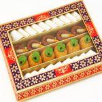 Sweets-ghasitarams Mix Mithai Box