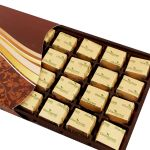 Valentine Gifts Chocolate - Brown Assorted Chocolate Box