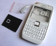 Full Body Housing Panel Faceplate For Nokia E63 White