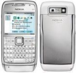 Full Body Housing Panel Faceplate For Nokia E71 White