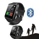 U Watch Bluetooth U8 Smart Watch Phone Mate For Android, Ios & Smart Phones