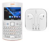 Hi Definition Stereo Earphones With Mic For Nokia Asha 205