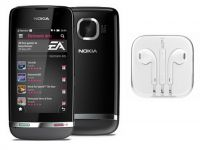 Hi Definition Stereo Earphones With Mic For Nokia Asha 311