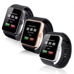 Snaptic Gt08 Sim And Memory Card Enabled Smart Watch With Hidden Camera