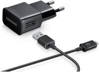Snaptic Hi Quality Black USB Travel Charger For Xiaomi Mi3
