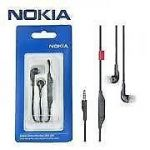 Nokia Wh-205 Stereo Headset Handsfree With Mic