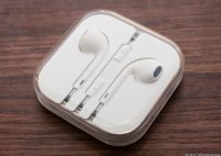 Box Pack Apple iPhone 5 Earpods With Mic And Remote - High Qualtiy