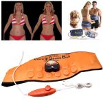Magnetic Sauna Belt Anti Fat Vibrate Massager Slim Waist Weight Loss - 01