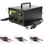 Lead Free Smt Smd Hot Air Soldering Station Iron Solder Welding - 05