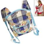 Newborn Infant Baby Toddler Pouch Ring Sling Carrier Kid Wrap Bag - 07