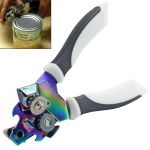 Details About Heavy Duty Chrome Can Easy Opener Stainless Steel Kitchen Restaurant Tool - 07