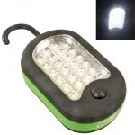 27 Magnetic LED Light Hanging Hook Flashlight Torch Outdoors Camping Hiking - 10