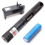 200mw Rechargeable Green Red Laser Pointer Party Pen Disco Light - 11