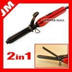 1.5 Hair Spiral Curl Curling Iron Brush Styler -15