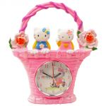 Exclusive Fashionable Table Wall Desk Clock Watches - 184