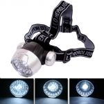Bright 32 LED 4 Mode Headlamp Headlight Head Lamp Light Torch Flashlight 18