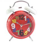 Exclusive Fashionable Table Wall Desk Clock Watches With Alarm - 219