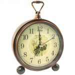 Exclusive Fashionable Table Wall Desk Clock Watches With Alarm - 224