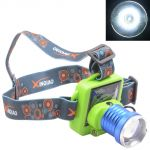 Rechargeable 1 Big LED Headlamp Headlight Flashlight Head Lamp Light Torch - 31