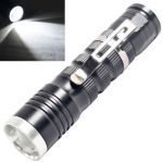5w Professional Police LED Torch Lamp Flashlight Light Camping Hike - 65