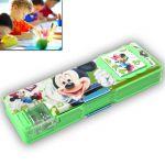 Kids Multi Purpose Pencil Pen Case Storage Box Sharpener Calculator - 68