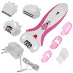 4in1 Ladies Woman Hair Remover Cordless Clipper Shaver Trimmer Epilator Razor - 74