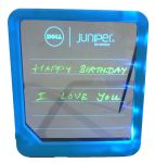 LED Message Board LED Advertising Display Board With Highlighter
