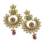 Surat Diamond Zahara Earring-(pse55)
