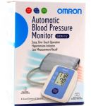Omron Hem 7112 Upper Arm Automatic Blood Pressure B P Monitor By Indmart