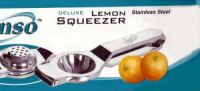 Lemon Squeezer Stainless Steel