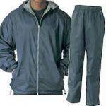 Branded Reversible Rain Suit