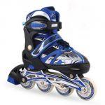Adjustable Length Inline Skates