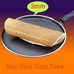 New 3mm Heavy Duty Best Dear One Non Stick Dosa Tawa Design Is Easy