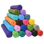 Home Basics 6 MM Yoga Mat Anti Slip Non Slip Surface Exercise Mat