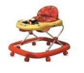 Big Baby Walker Square Baby Gift Musical Height Adjustable