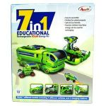 Annie Toys 7 In 1 Educational Rechargeable Solar Energy Kit For Children