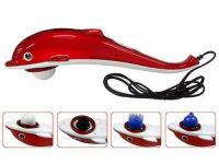 Heavy Weight Dolphin Shaped Hammer Massager Electric Operated