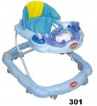 Bajaj Adjustable Walker Musical Fuction Baby Gift Item