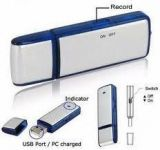 Pendrive Shape Voice Recorder 4GB Memory